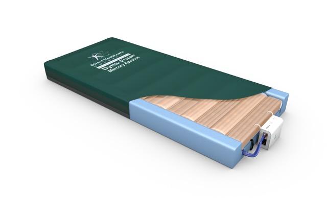 dynaform mercury advance mattress instructions