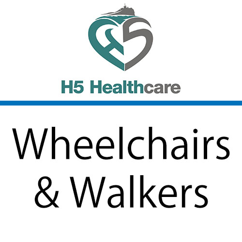 Wheelchairs & Walkers